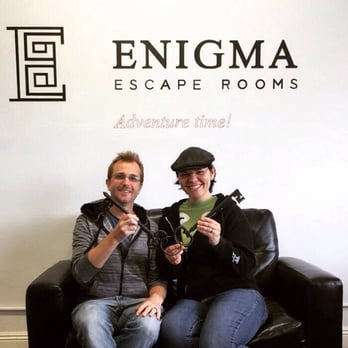 Enigma Escape Rooms - Los Angeles, CA, United States. We LOVE Enigma!!!! The apartment is AMAZING!!!