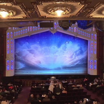 Photo Of Cibc Theatre Chicago Il United States Dress Circle View From