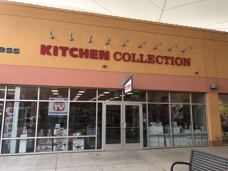 Kitchen Collection Outlet 7654 Reno Ave Oklahoma City