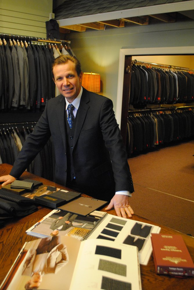 Valentins Clothiers Amp Custom Tailoring Bespoke Clothing
