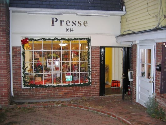 Presse Bookstore - peoplewhowrite