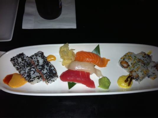 Bond Street Sushi Restaurant New York