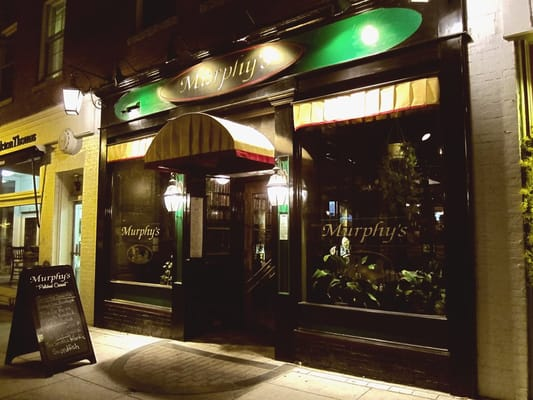 Front Entrance of Murphy's