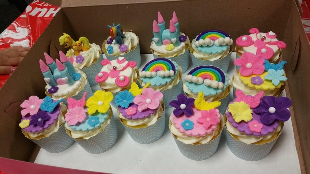 My Little Pony Cupcakes Yelp