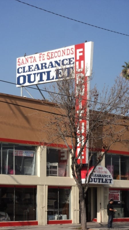 Santa Fe Seconds Clearance Outlet 53 Photos Dollar