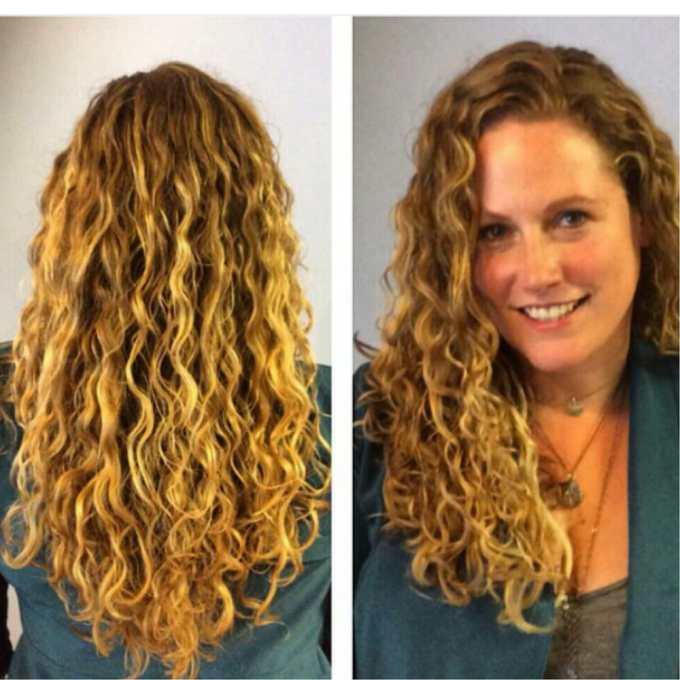 balayage color and ouidad haircut ,hair by penny - yelp