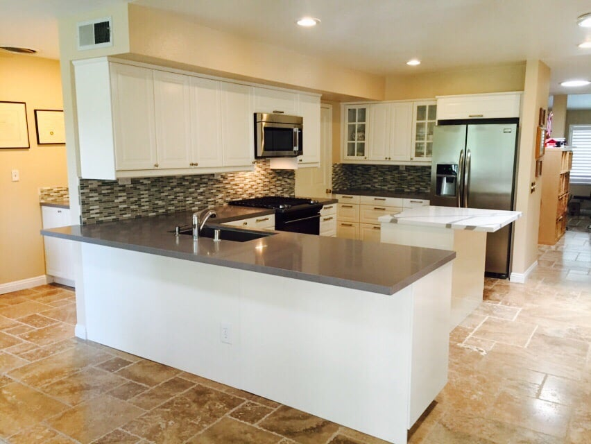 Catherwood Agoura Hills CA IKEA Kitchen Cabinets With