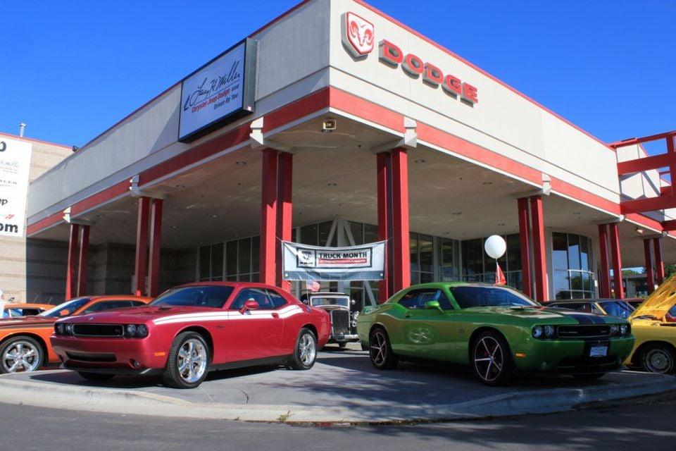 Larry H Miller Chrysler Jeep Dodge Ram Boise Car Dealers