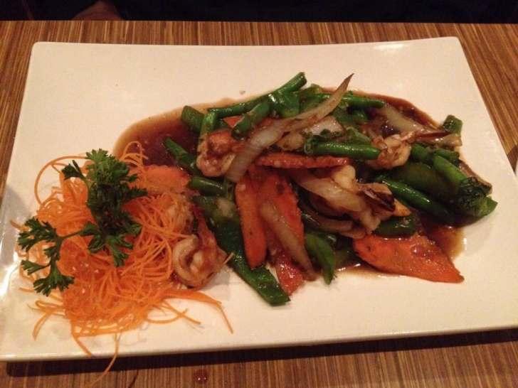 Talent Thai Kitchen New York United States Basil