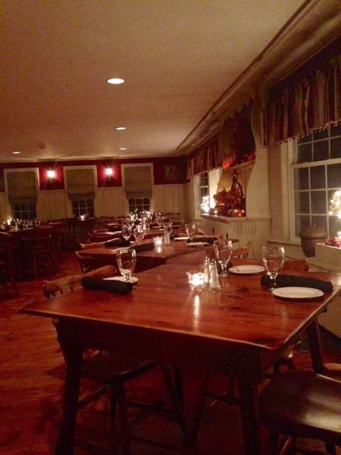 photos for christmas farm inn restaurant yelp