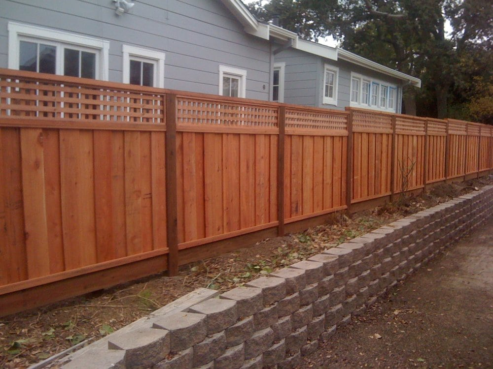 Image Result For Fence Company Concord Ca