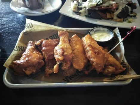 Photo of Vagabond Kitchen & Tap House - Atlantic City, NJ, United States. Wings