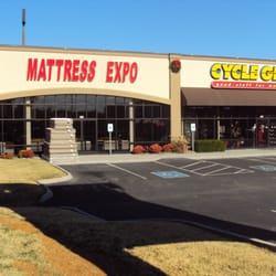 Photo Of Mattress Expo Knoxville Tn United States Next To Cycle Gear
