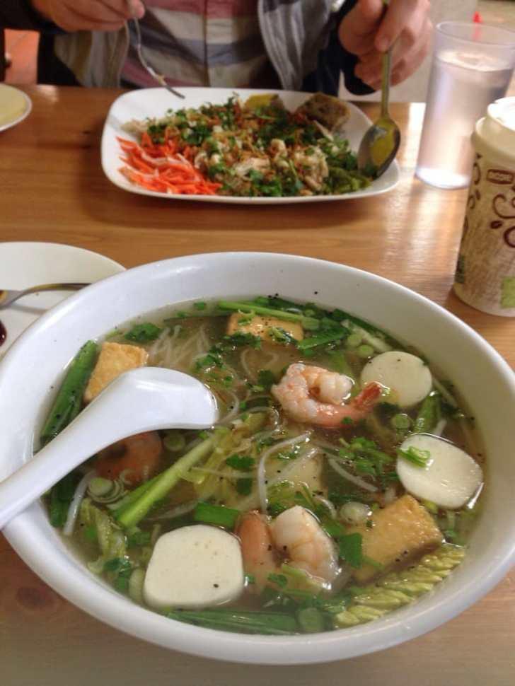 Huong Kitchen Minneapolis United States Combo