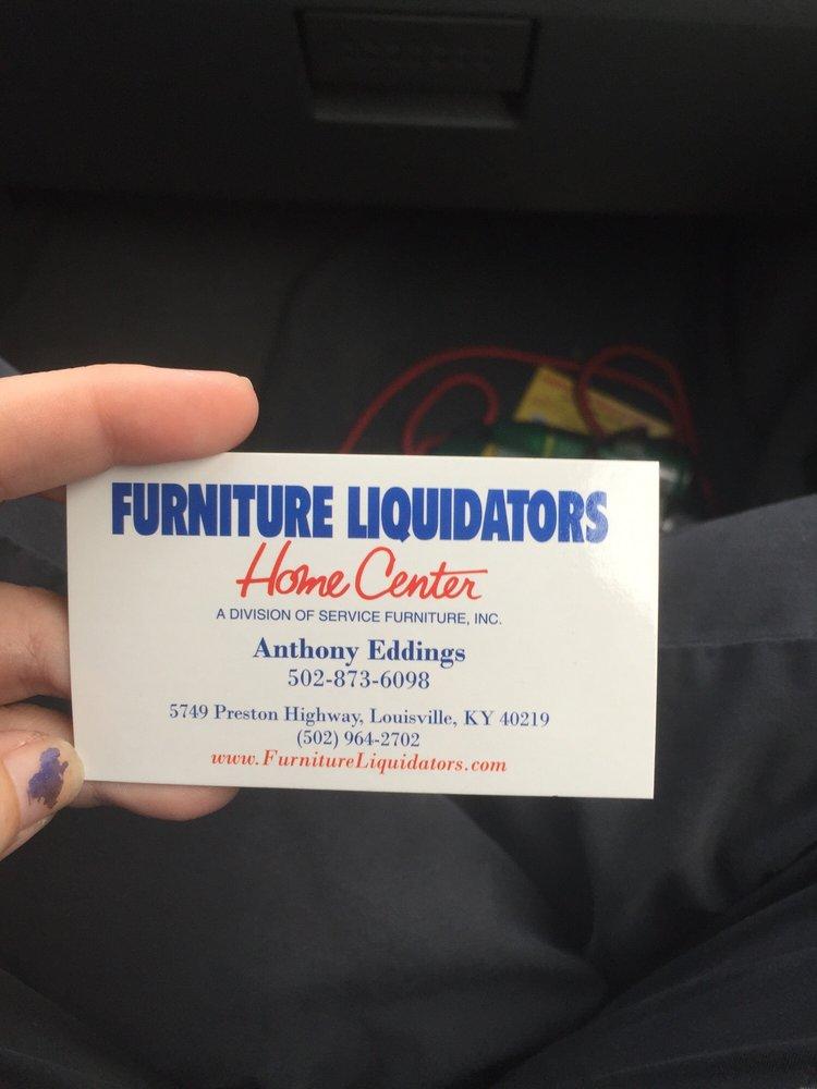 Furniture Liquidators Furniture Stores 5749 Preston