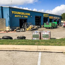Youngblood Automotive Amp Tire 25 Reviews Auto Repair