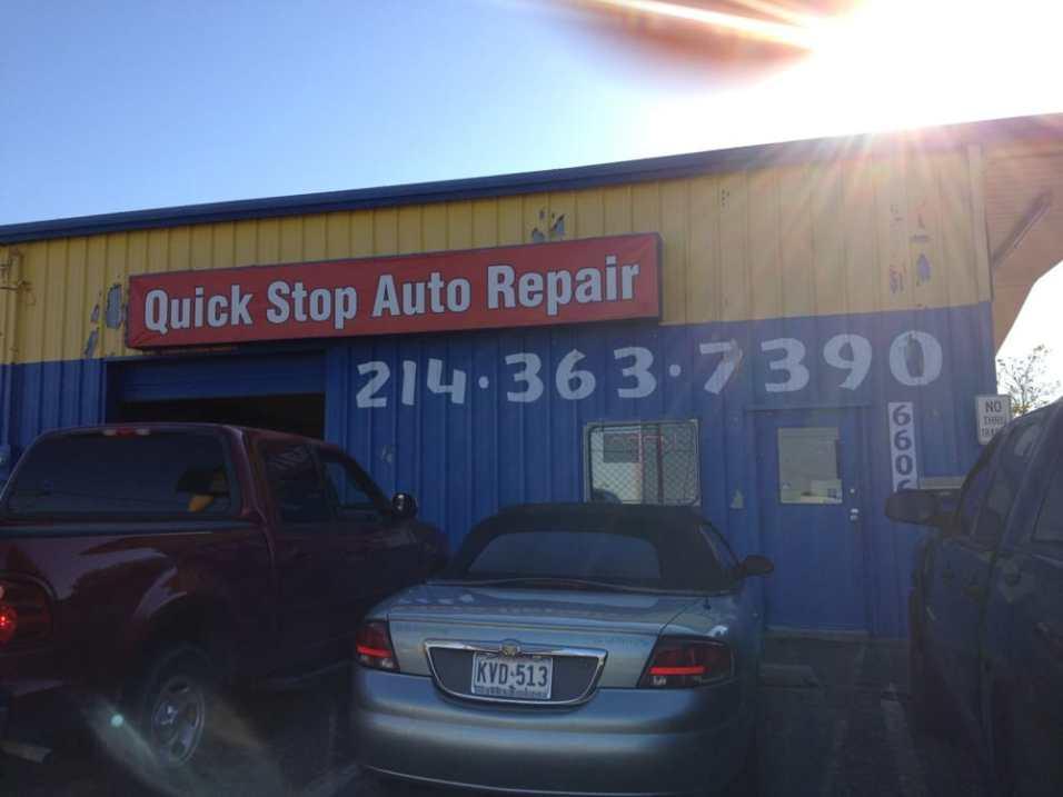 Quick Stop Brake Muffler Auto Repair 6606 E