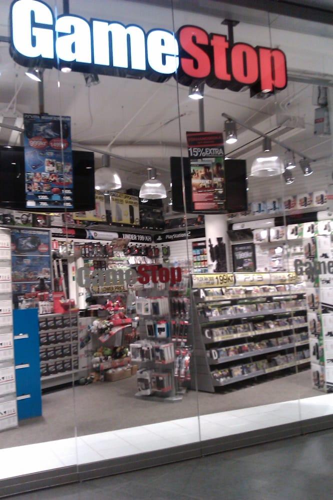 gamestop gallerian stockholm
