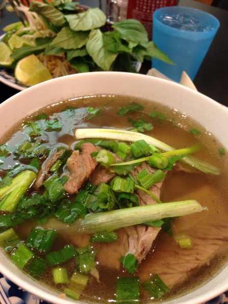 Photo of Bo Ne Restaurant - Woodbury, NJ, United States. Pho Chin