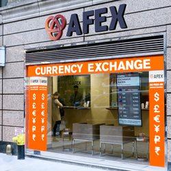 photo de afex currency exchange new york ny etats unis the