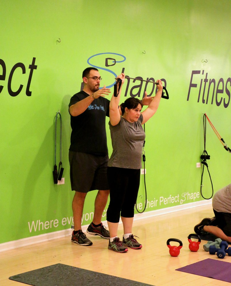 Perfect Shape Fitness Trainers 703 E 9th St Lockport