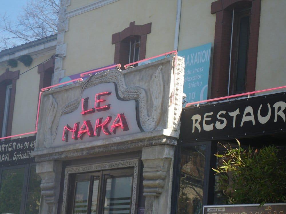 Le Naka II CLOSED Japanese 207 Route Des Trois Lucs