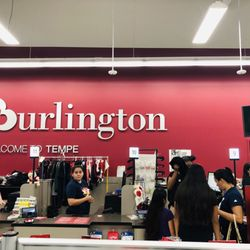 photo de burlington coat factory warehouse tempe az