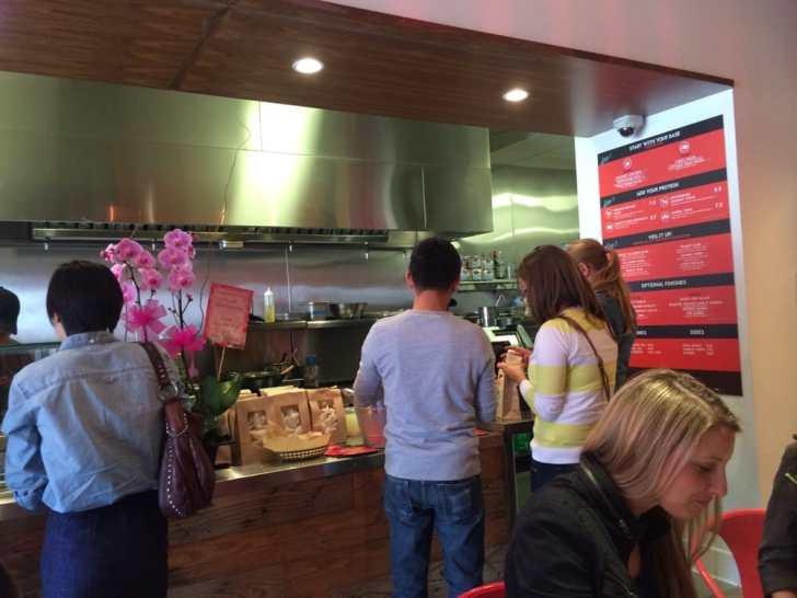 Kaya Street Kitchen Los Angeles United States