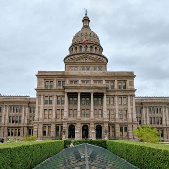 Bold Beauty Texas on Display at the Texas Capitol Rotunda