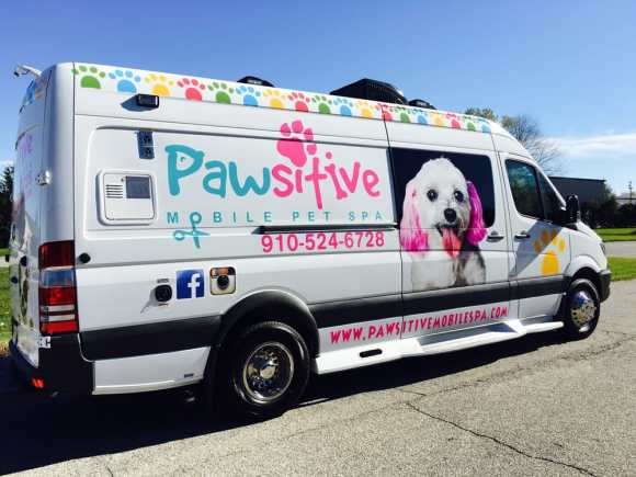 Pawsitive Mobile Pet Spa - Pet Groomers - Southport, NC ...