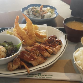 Photo Of At Home Kitchen Gardena Ca United States En Teriyaki Special