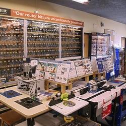 Rockler Woodworking & Hardware - Pasadena, CA, United States. Rockler ...