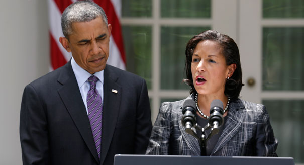 Image result for images of susan rice and barack obama