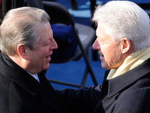 Clinton And Gore Still The Odd Couple Politico