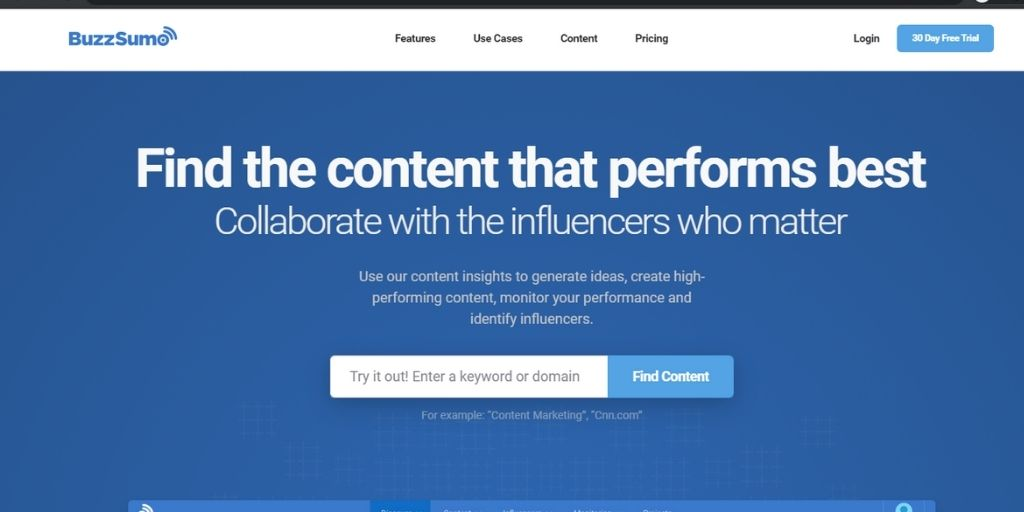Twitter tool for business