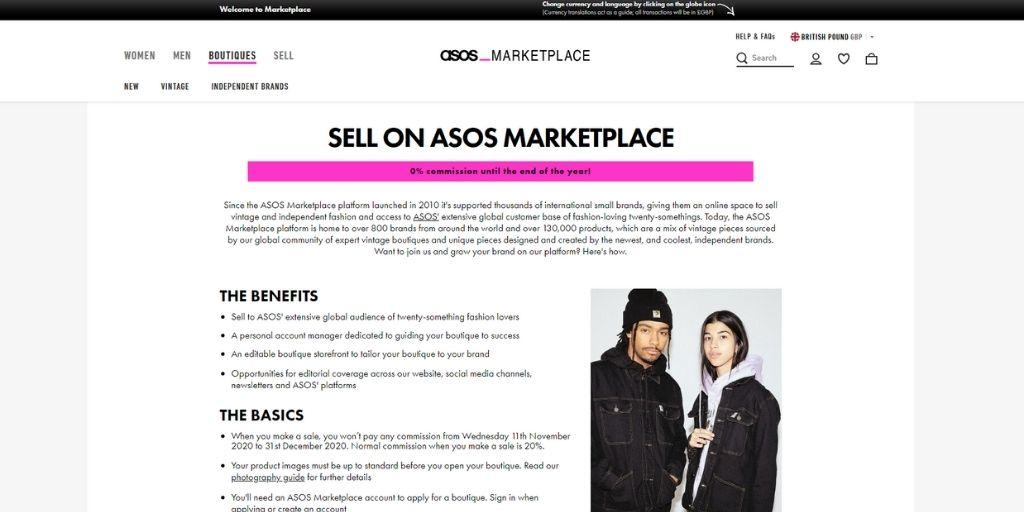 ASOS Marketplace