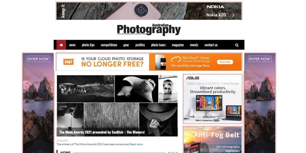 Australian Photography magazine