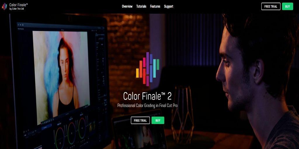Color Grading Software