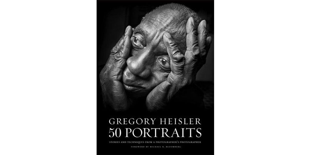 50 Portraits photography book