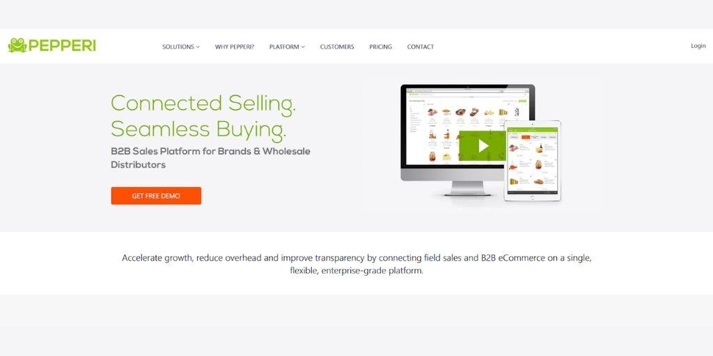 B2B eCommerce Software Solutions