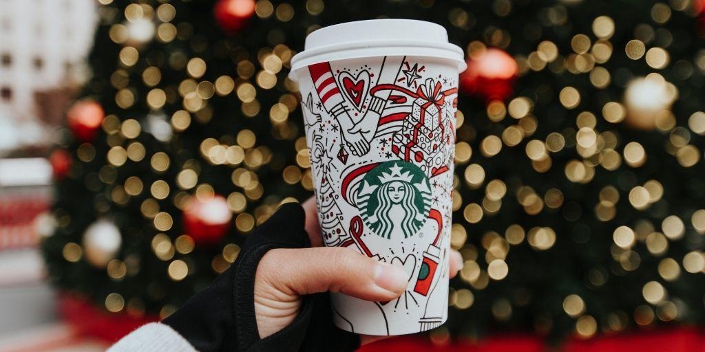 Starbucks personalization example