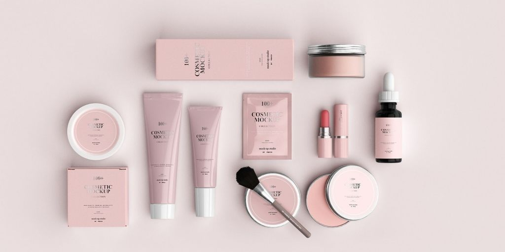 brand motto- makeup product photography