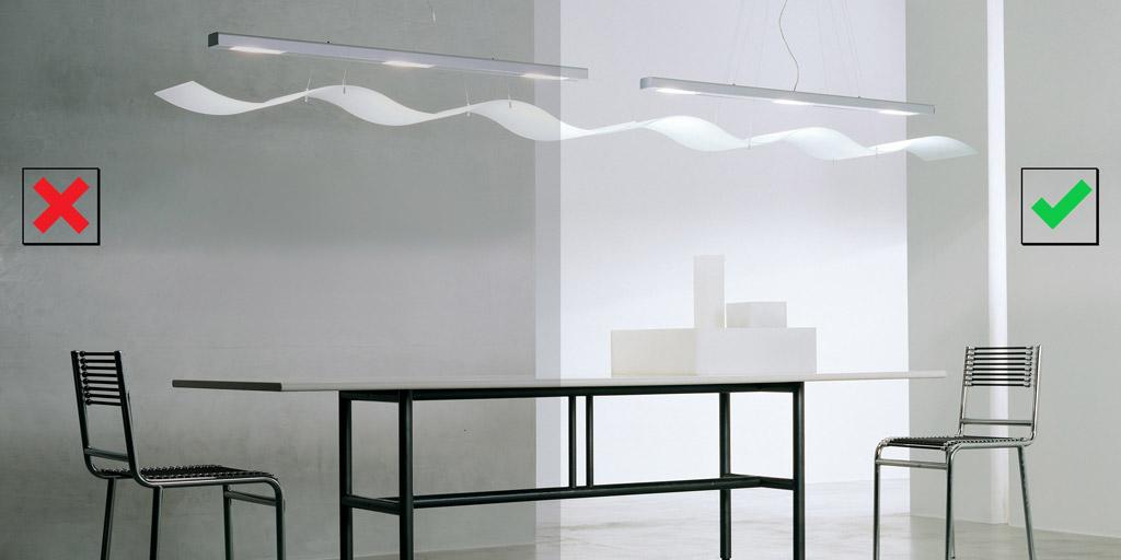 Furniture product photography DIY artificial lighting