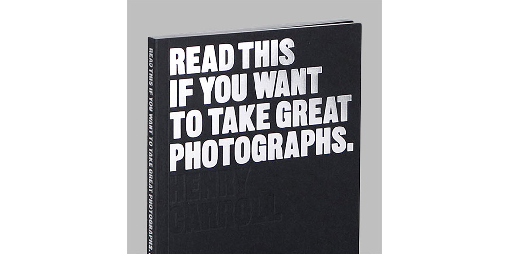 great photographer book
