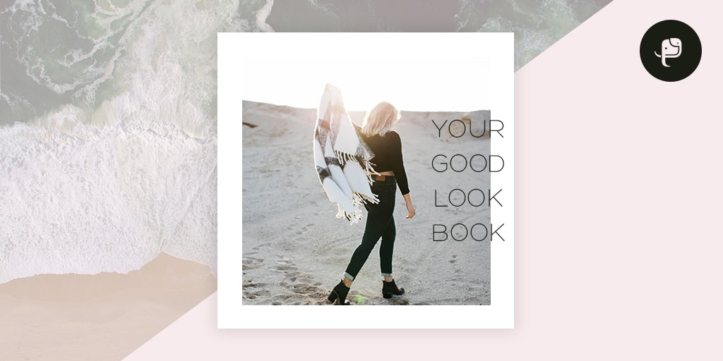 Layout & Design for Online Store Lookbook