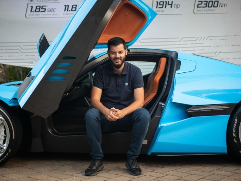 Porsche to participate in Rimac fundraiser, report says