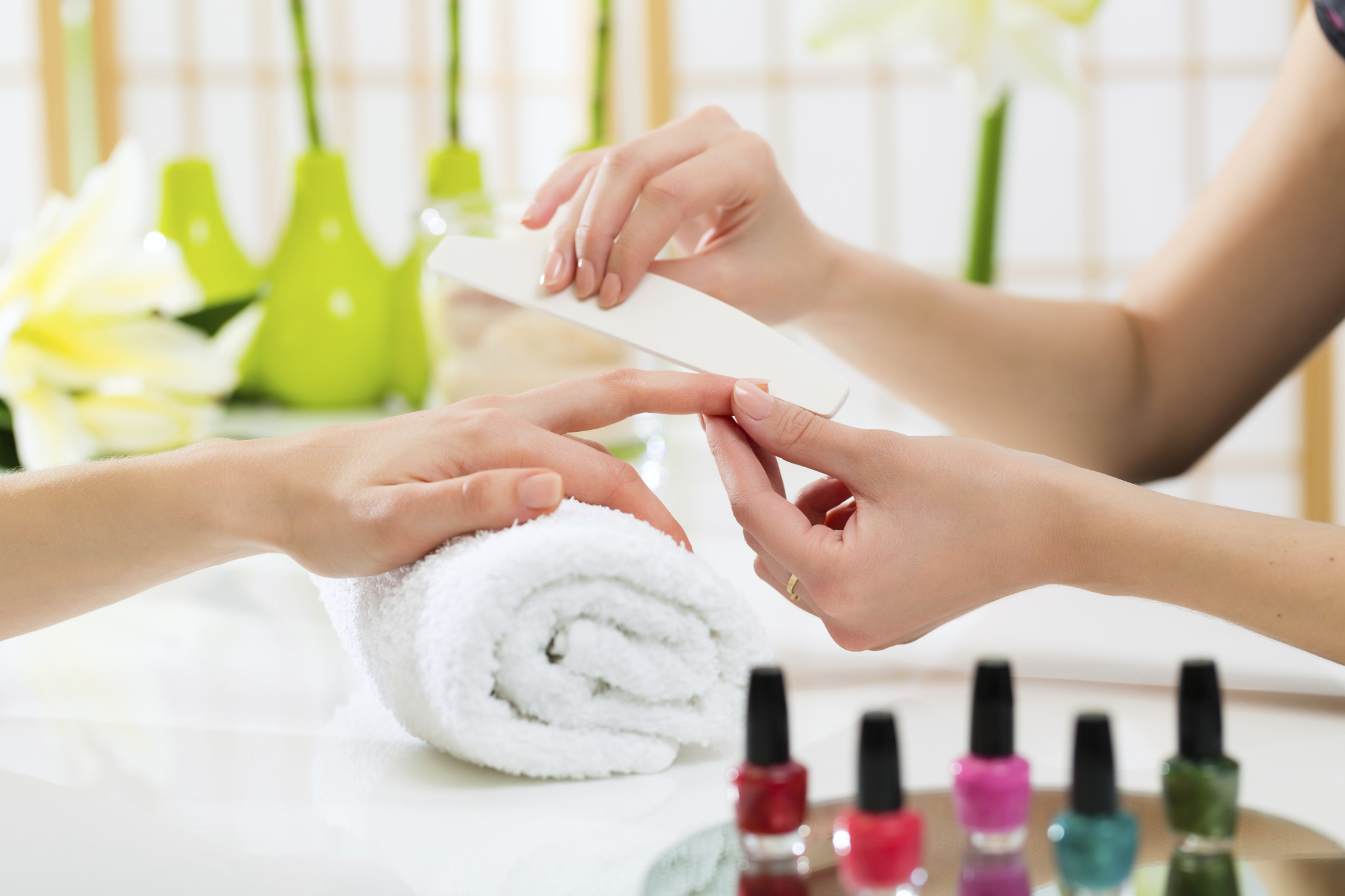 how safe is the nail salon industry in chicago