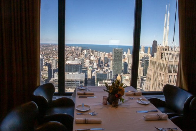Chicago Willis Tower Reopens Metropolitan Club