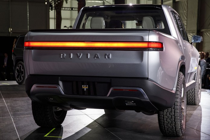 Electric Vehicle Maker Rivian Considers Subscriptions For Trucks