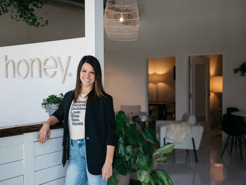 CRAIN'S: Brooke Miller is making space for working moms to expect more